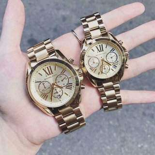 Michael kors watches for men and women