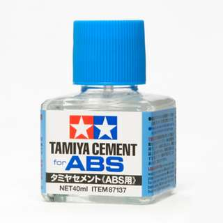 Tamiya Cement (for ABS) 40ml