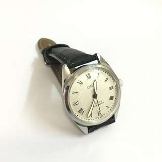 Current Bid ($93) Vintage Oris 17 Jewels