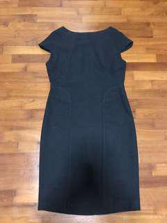 🚚 Zara Black Dress