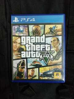 PS4 GTA V / GTA 5