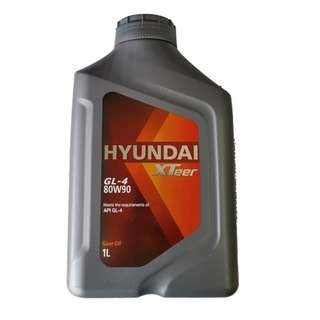 Hyundai Gear Oil For Manual Transmission | GL4 - 1 Liter