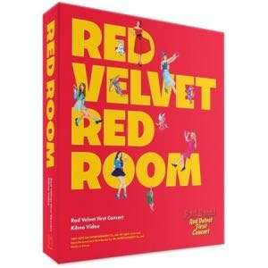 [Preorder] (KIHNO)RED VELVET 1ST CONCERT KIHNO ALBUM - RED ROOM
