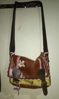 sling bag peta