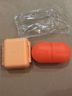 [BNIB] GNC / Fancl cute Pill supplement box *free postage*