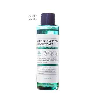 SOMEBYMI - AHA-BHA-PHA 30 days Miracle Toner 150ml