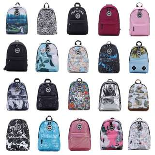 AUTHENTIC Just Hype backpack Casual Backpack Sport British Students School bag