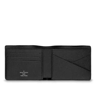 Louis Vuitton - Men's Multiple Wallet Taiga Leather