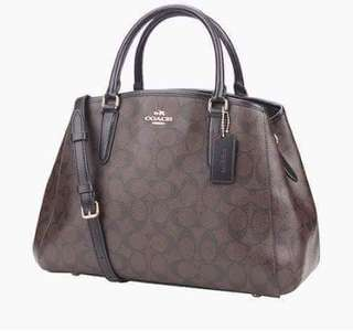 Coach 2 way bag