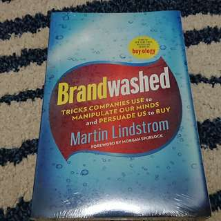 [全新 NEW] Brandwashed