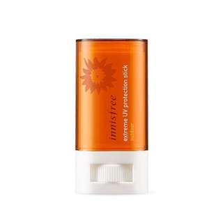 Innisfree - Extreme UV Protection Stick Outdoor SPF 50+ PA++++