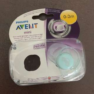 BN Philips Avent Pacifier
