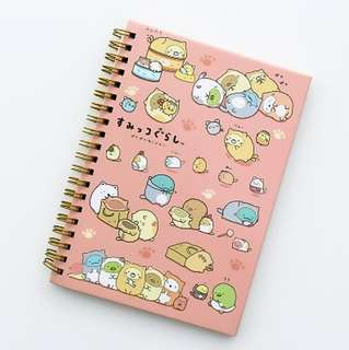 BN Sumikko Gurashi or Rilakumma Hardcover Notebook @ $4