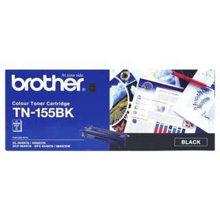 High Capacity Toner  Brother TN-155 High Cap Toner Cartridge - Black