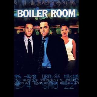 [Rent-A-Movie] BOILER ROOM (2000)