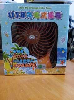 Usb 充電式風扇