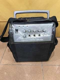 便攜式擴音器Wireless Amplifier