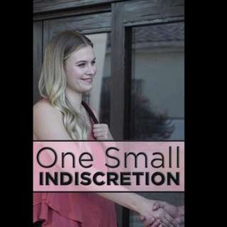 [Rent-A-Movie] ONE SMALL INDISCRETION (2017)