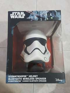Star Wars Stormtrooper Bluetooth wireless speaker