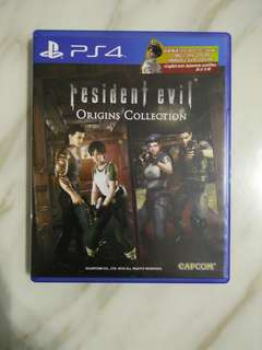 PS4 Resident Evil Origins Collection (Used)