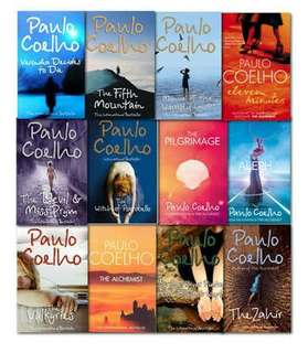 EBOOK:Paulo Coelho COMPLETE eBook SET