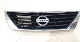 BRAND NEW GRILLE TO SUIT NISSAN ALMERA N17