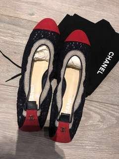 Chanel flats 平底鞋