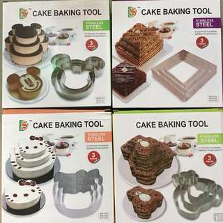 🏠cake baking tool (layers)