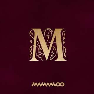[Preorder] MAMAMOO 4TH MINI ALBUM - MEMORY CD