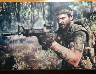 Call of Duty Poster海報