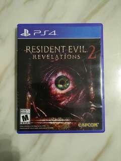 PS4 Resident Evil Revelations 2 (Used)