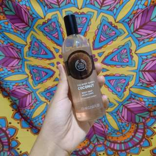 The body shop coconut bodymist