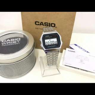 Casio Vintage Watch 3 Years Battery & OEM