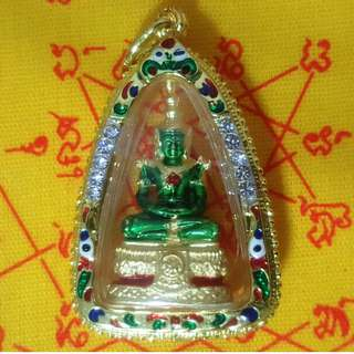 [$68] Phra Kaew Morakot Emerald Buddha