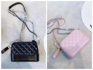 🚚 100%代購出清 Chanel 香奈兒 hobo woc 流浪包 斜挎包 鏈條包 小包 手拿包 側背包 禮物 生日禮物 情人節 大容量 耐用 小資 包包