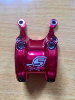 Spank direct mount stem almost new(31.8mm)