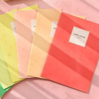 B5 Notebook [PO]