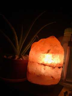 Himalayan Salt Lamp Authentic