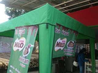 Tenda Cafe 2x2m
