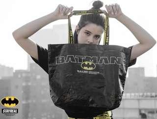 🚚 STAYREAL 蝙蝠俠購物袋
