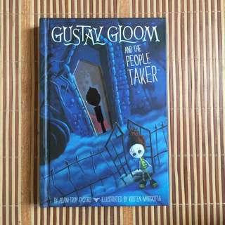 Gustav Gloom and the People Taker BY  Adam-Troy Castro,  Kristen Margiotta (Illustrator)