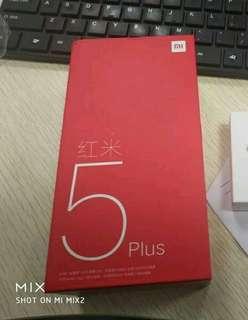 Xiaomi redmi 5 plus 4/64 gold bisa kredit tanpa kartu kredit proses cepat bunga rendah