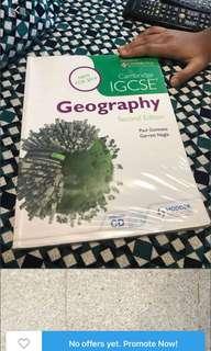 Igcse books used $32 each