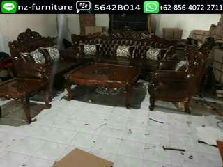 Living room royal sofa jati
