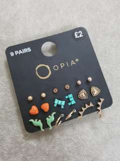 Opia Earrings