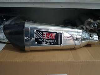 Knalpot Racing Yoshimura R11 Stainless