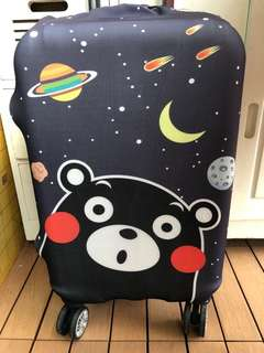 🚚 Luggage Cover /Stretchable Elastic Luggage Protective Cover/ /Kumamon高弹力行李箱套