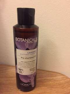 L'Oréal botanicals Lavender Pre-Shampoo oil