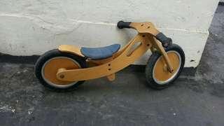 木制兒童平衡車
