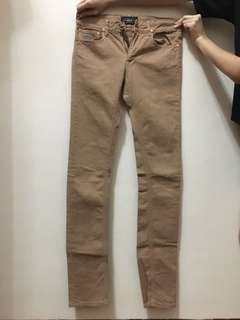 Brown pants size 26